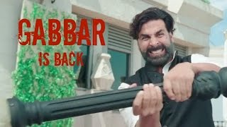 Gabbar Is Back Teaser 2015 - Akshay Kumar | Shruti Hassan | Kareena Kapoor Review