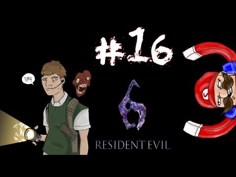 Resident Evil 6 - Prelude/Leon Campaign Walkthrough / Gameplay Part 16 - Open Up