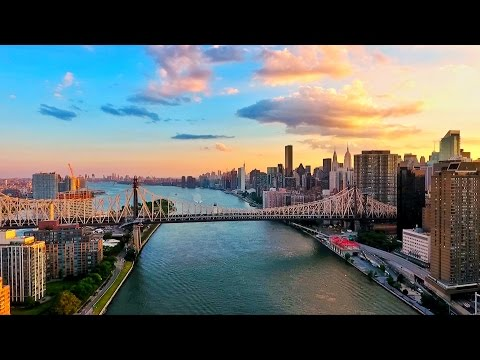 Drone Over New York City - DJI Phantom 4 - UCASNVFmXvxpj31ZKXZ6K7Xg