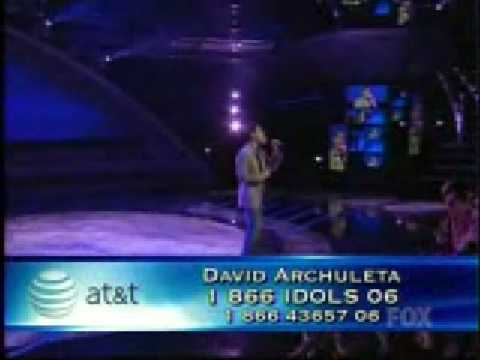 David Archuleta - American Idol Week 7(Smoky Mountain Memories)[HQ]
