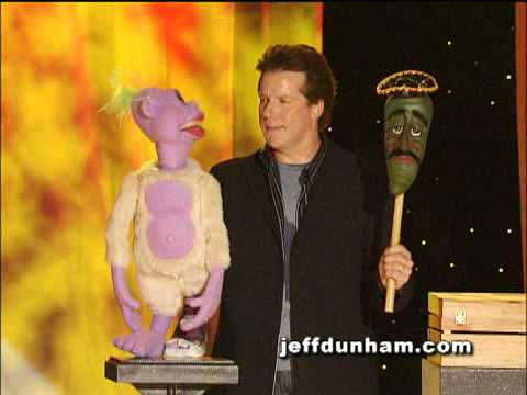 Jeff Dunham - Arguing with Myself - Peanut & Jose Jalapeno