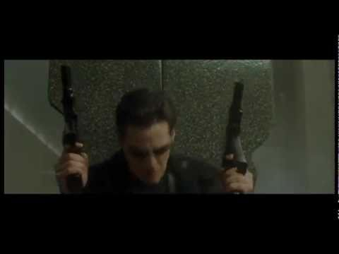 'The Matrix' Lobby Scene with A capella Multitrack - Matt Mulholland