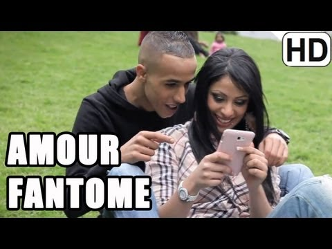 Jaws feat. Miss Nawel - AMOUR FANTOME - CLIP OFFICIEL