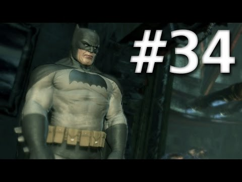 Road To Arkham Knight - Batman Arkham City - Walkthrough - Part 34 - Wonder Tower Foundation