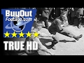 HD Historic Stock Footage WWII V-E Day - RUSSIANS AND AMERICANS DANCE