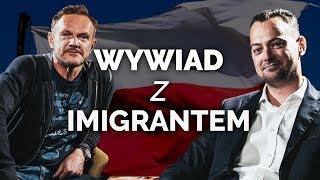 Pazura - Wywiad z uchodźcą!