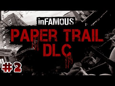 inFamous: Second Son, Paper Trail DLC #2 - Private Eye