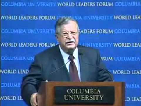 Q&amp;A with President Jalal Talabani, President of Iraq