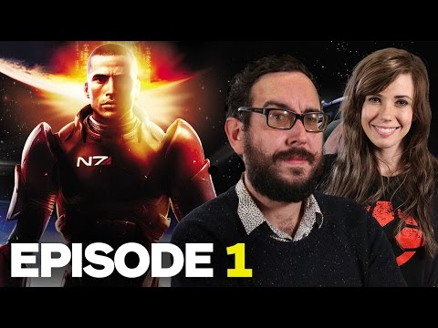 Marty Plays Mass Effect: Episode 1 - Saren Surprise Party - UCKy1dAqELo0zrOtPkf0eTMw