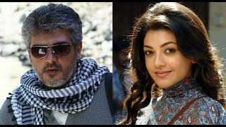 Kajal Agarwal To Romance with Ajith-First Time Kollywood News 25-07-2016 online Kajal Agarwal To Romance with Ajith-First Time Red Pix TV Kollywood News