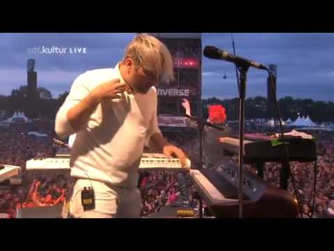 My Chemical Romance - Random jam , Teenagers (Live Hurricane Festival 2011)