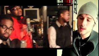Pray - Justin Bieber Cover Let it Snow Mashup by J Rice & Ahmir