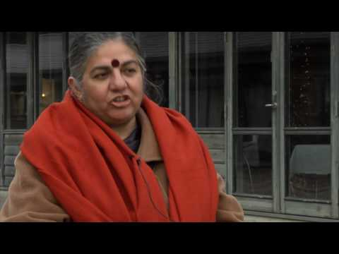 Down2Earth 3.3 - Vandana Shiva (India)
