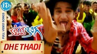 Kalavar King - Dhe Thadi video song