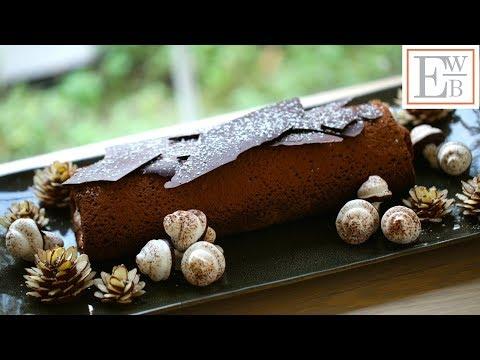 Beth's Buche de Noel Recipe (How to Make a Christmas Yulelog)