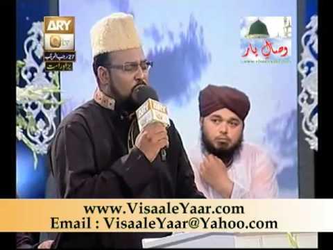URDU NAAT( Wo Sarwar e Kishwar)FAHIM NIAZI IN QTV.BY  Naat E Habib