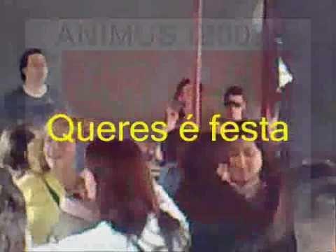 """""""Queres é Festa"""" ANIMUS 2009 em em Freixiosa Mangualde"""
