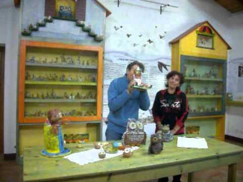 fattoria didattica museo dell'ocarina a grilllara pinocchio e l'uccellino