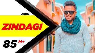 Zindagi (Full Video)  Akhil  Latest Punjabi Song 2017  Speed Records