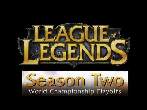 LoL Season 2 Finals - Azubu Frost vs TPA Game 2