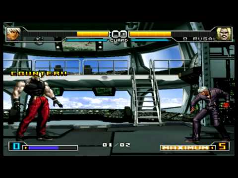 King Of Fighters 2002 UM Challenge 30