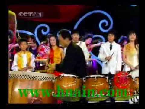 2007CCTV民族器乐电视大赛颁奖晚会实况第二部分