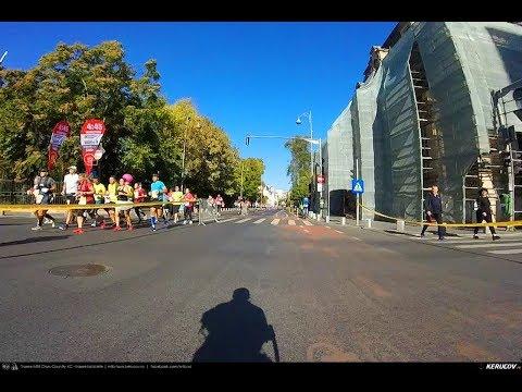 Montaj video: Cu bicicleta prin Bucuresti: Maratonul International Bucuresti 2019