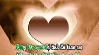 Một trái tim một tình yêu - karaoke