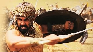 Rudhramadevi Making Video Journal - 2 - Rana Daggubati As Chalukya Veerabhadhrudu