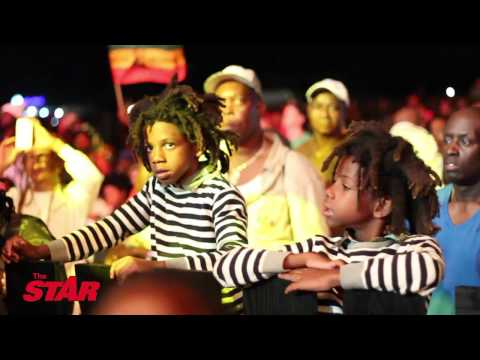 Rebel Salute 2015 highlights: Etana and Alborosie