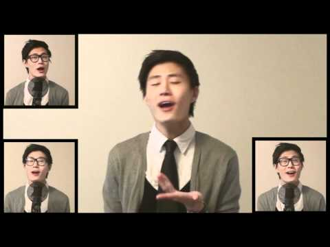Break Your Heart (Taio Cruz) - A Capella Cover - Terry He