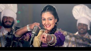 SUIT PATIALA SHAHI  ANJUSHA SHARMA  PUNJABI SONG