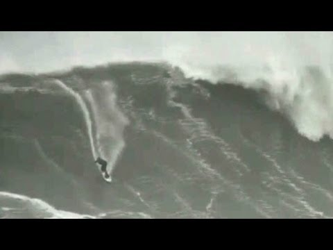 Surfer might have set new world record 1/29/13