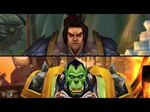Zerg vs World of Warcraft