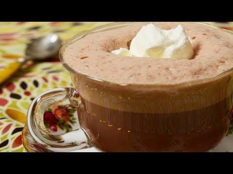 Hot Chocolate Recipe Demonstration - Joyofbaking.com