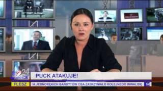 Puck atakuje {parodia}