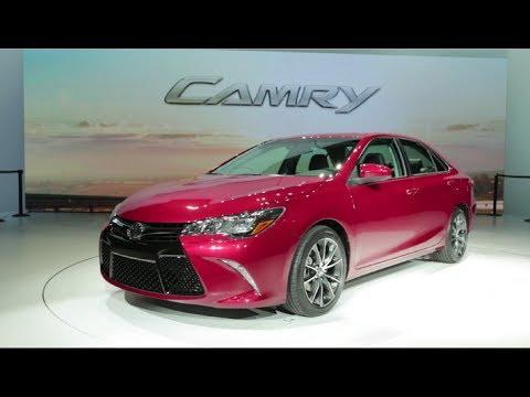 فيديو: شركة تويوتا .. تعلن رسمياً عن شكل سيارة كامري 2015