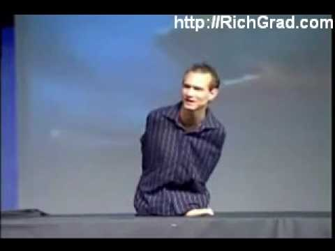 Nick Vujicic, No Arms, No Legs, No Worries! Part 2