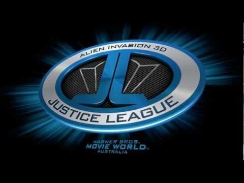 Sally Corporation | Justice League : Alien Invasion 3D