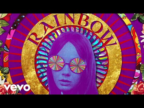 She's a Rainbow (Video Lirik)