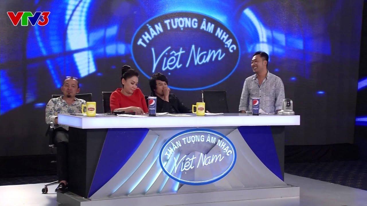 Vietnam Idol 2015 - Tập 2 - Phần thi hài hước - Nguyễn Hoàng Minh Đăng