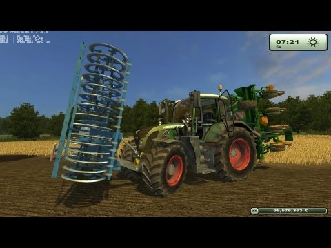 Farming Simulator 2013 Courseplay V3.41 ����������