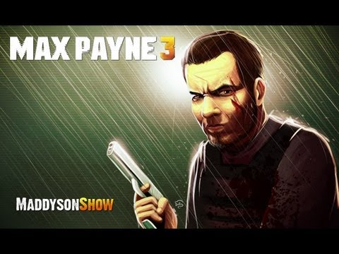 .   Max Payne 3