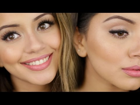 Fresh Makeup Look | Spring Get Ready With Me - UC5lRKBgDMpPas8-VP3wsh0A