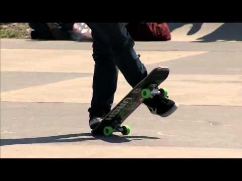 Per Canguru (BR) - Campeonato Mundial Freestyle Skate 2011