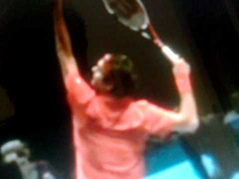 Roger Federer slow motion  serve tennis tips