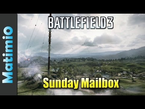 Removing Classes & BF4 Tutorials - Sunday Mailbox (Battlefield 3 Gameplay/Commentary)
