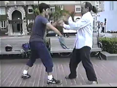 Doug Knight Tai Chi Fighting video 1