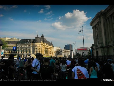 VIDEOCLIP Vrem un oras pentru oameni!, Bucuresti, 25 aprilie 2015