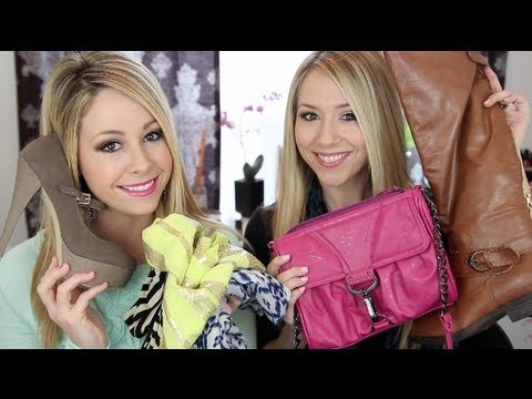 Huge Fashion Haul - TJMaxx, Belk, and Just Fab!